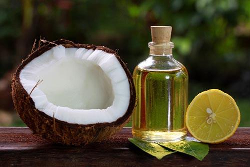 Bí quyết làm tan mỡ mặt nhanh chóng bằng dầu dừa
