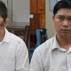 Đào Quang Khánh và Nguyễn Mạnh Tường