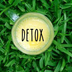 detox giảm cân nhanh chóng trong 1 ngày