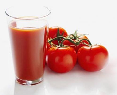 Tuyệt chiêu giảm cân bằng sinh tố cà chua