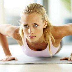 Cách giảm béo bụng với bài tập hít đất tại nhà