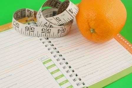 Ghi chép lại khẩu phần ăn của bạn và những thay đổi cần thiết để giảm cân