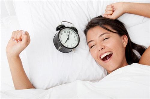 Cách giảm mỡ trong 1 tuần bằng việc ngủ đủ giấc