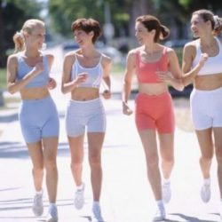 Kết hợp tập thể dục thể thao đều đặn