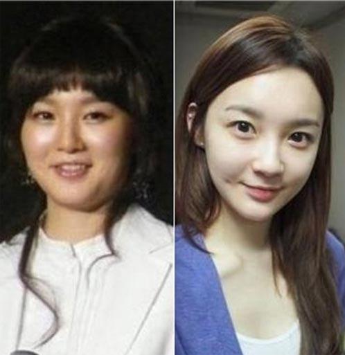 Kang Min Kyung chọn khoai lang,gạo lức,sữa tươi, để giảm cân