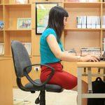 Làm cách nào giảm mỡ bụng do ngồi văn phòng?