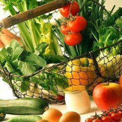 Làm cách nào để giảm cân bằng chế độ ăn uống?