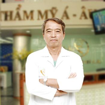 bác sĩ hút mỡ bệnh viện Á Âu
