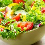 Món ăn salad giải độc giúp giảm mỡ và giảm cân triệt để