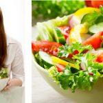 Giảm cân bằng cách ăn salad, đơn giản nhưng hiệu quả