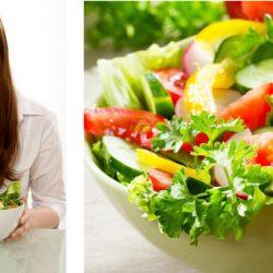 Salad rau cần