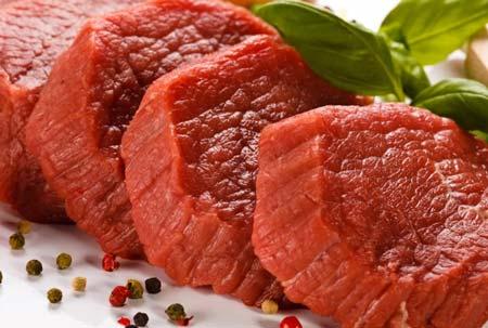 Thịt nạc đỏ là loại thực phẩm rất nhiều chất dinh dưỡng cho cơ