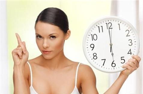 Thay đổi giờ giấc ăn uống để giảm béo