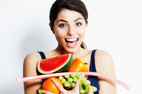 Ăn hoa quả là phương pháp giảm béo tự nhiên hiện nay