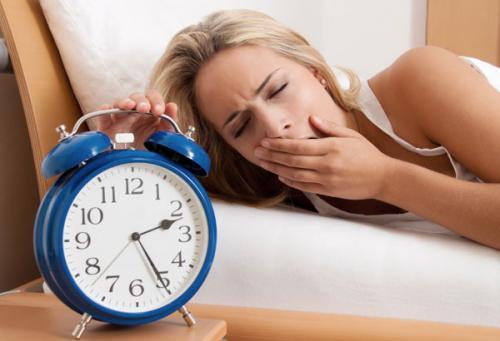 Ngủ đủ giác giúp giảm béo