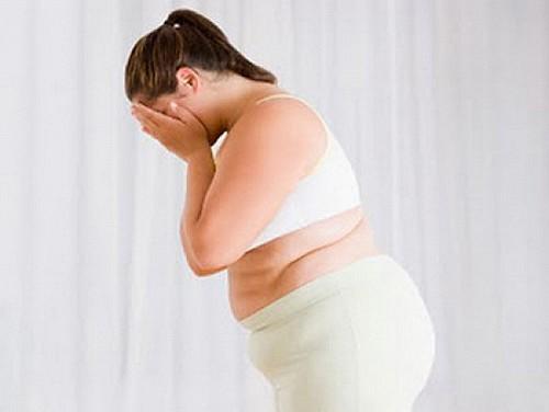 Tăng cân là do mỡ thừa quá nhiều